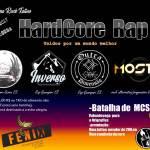 HardCore e Rap se misturam neste sábado em Guarapari