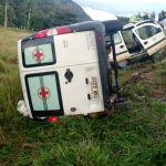 Acidente em Guarapari envolve quatro veículos deixando mortos e feridos gravemente