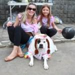 1º Arraiá de Pets teve desfile de fantasias e rifa para ajudar castração de animais de rua