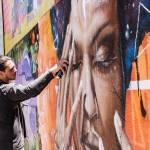 Liam Bononi apresenta sua primeira exposição artística em Guarapari