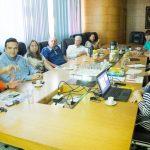 Secretários de Anchieta se reúnem com representantes da Petrobras visando geração de empregos