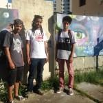 Muro, inspiração e tinta: Arte nas ruas com o grafite