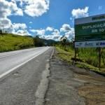 Anchieta recebe os primeiros 2,5 km de duplicação liberados pela Eco101