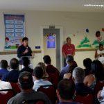 Assinada ordem de serviço para o início das obras de drenagem e pavimentação em São Gabriel