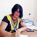 Nova secretária de Educação assume pasta em Anchieta