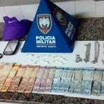 Fim de semana: suspeitos detidos, armas e drogas apreendidas pela PM em Guarapari