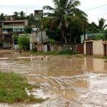 Região Norte e Zona Rural foram as mais afetadas pelas chuvas deste sábado