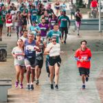 Corrida beneficente arrecada doações para o atleta Marcos Neri