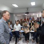 Evento propõe diálogo com Renato Casagrande em Guarapari