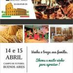1ª Festa da Imigração Italiana de Buenos Aires acontece nesse final de semana em Guarapari