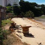 Empresa vencedora desiste de executar obra na Praia do Riacho em Guarapari