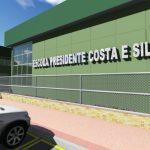 Juiz manteve decisão contra a nova licitação da Escola Costa e Silva em Guarapari