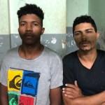 Ladrões são presos em Vila Velha após vários assaltos em Guarapari