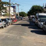 Polícia Civil promete solução para veículos apreendidos que tomam conta de ruas da Praia do Morro em Guarapari