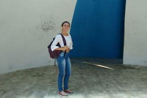 Cynthia Carvalho. voluntária da APPA.