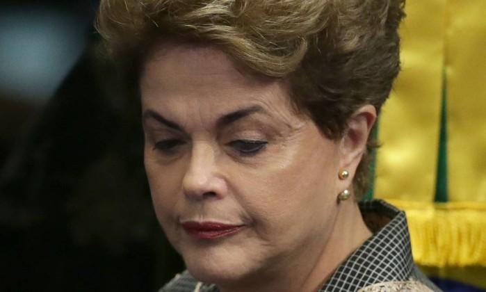 Dilma diz que impeachment é segundo golpe de estado que enfrenta na vida