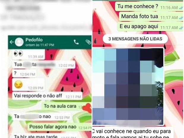 Mãe finge ser o filho na internet e polícia prende suspeito de pedofilia