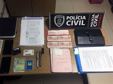 Funcionário é preso na Paraíba por desviar R$ 400 mil em concessionária de luz