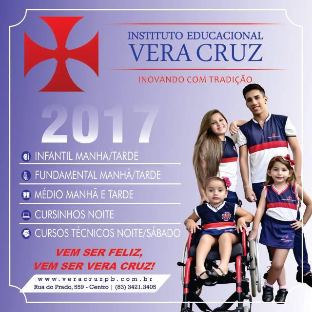 Confira as novidades do Instituto Educacional Vera Cruz