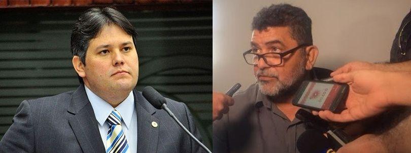 Impasse entre o prefeito interino e o prefeito eleito