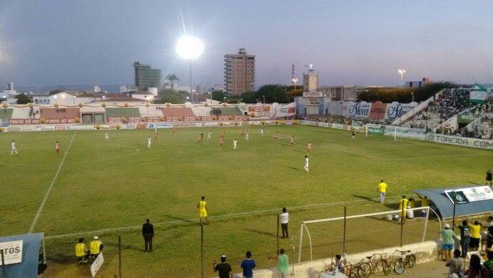 Nacional perde em casa e dá adeus à esperança de subir para a primeira divisão