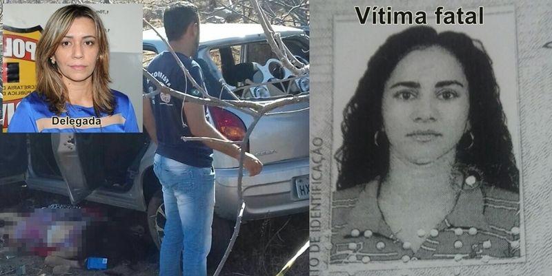 Cochilo pode ter provocado acidente com vítima fatal próximo a Patos