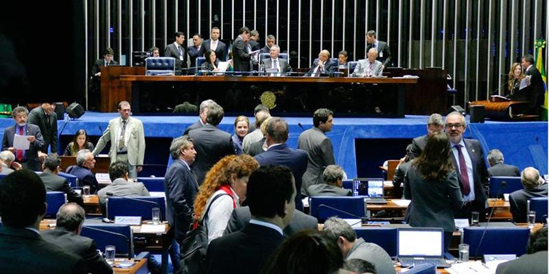 Senado vota hoje, em segundo turno, a PEC do Teto de Gastos (PEC 55)