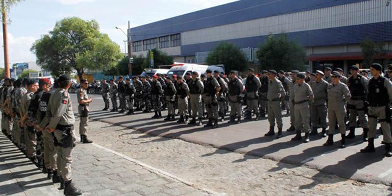 Polícia Militar dá início a Operação Reveillon 2017 em Patos
