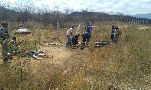 Agente de Saúde morre em acidente na manhã de hoje na estrada de Cacimba de Areia