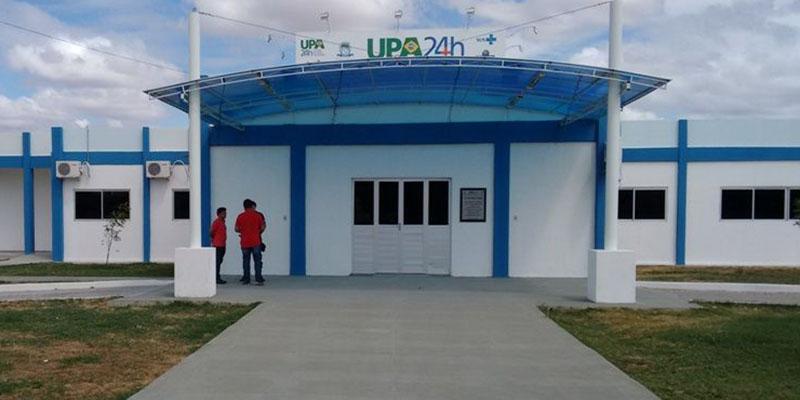 UPA é inaugurada, mas fica sem funcionamento na cidade de Patos