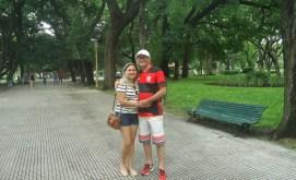 Buenos Aires - Plaza San Martín
