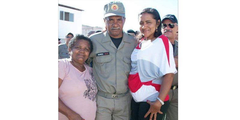 Luto na PM: Sargento Nunes morre de infarto, em Patos