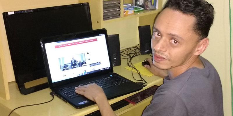 Ricardo Alexandre, a história de um deficiente eficiente