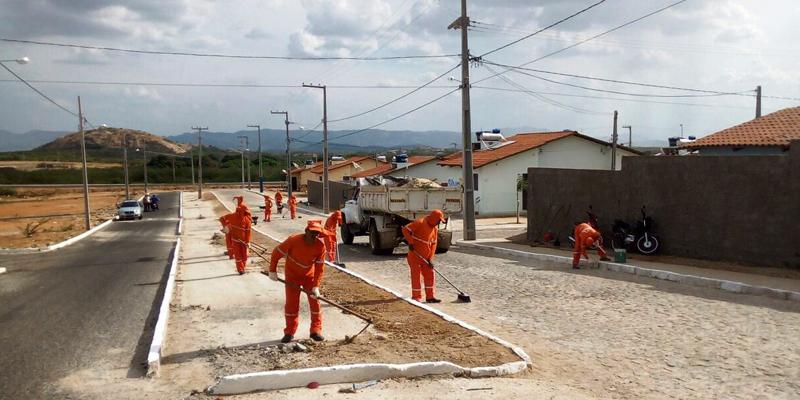 Conjunto Itatiunga se prepara para receber a Caravana das Boas Ações