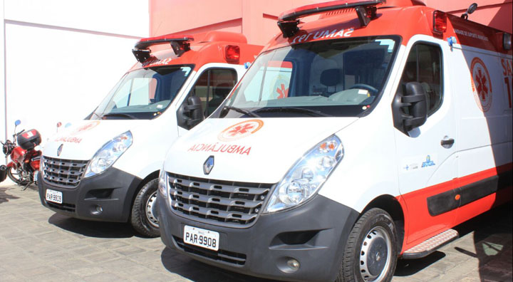 Prefeitura de Patos fará entrega de duas ambulâncias do SAMU nesta sexta-feira