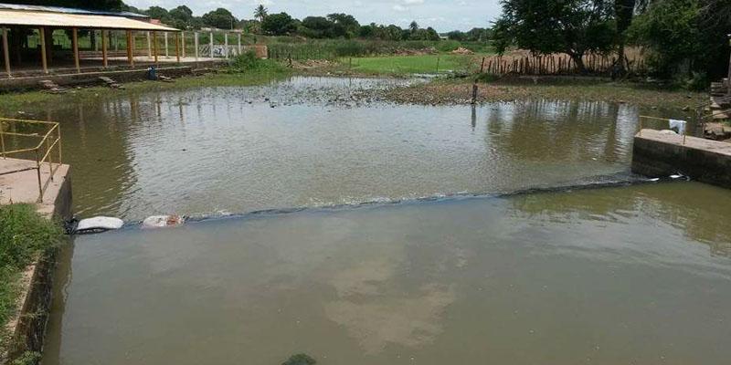 Chuvas tiram açudes da região de Coremas do volume morto após anos de seca extrema