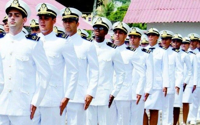 Concursos abertos na Marinha oferecem 1.330 vagas