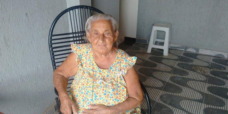 Em Patos, idosa com 101 anos diz que