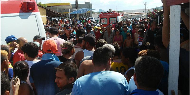 Suspeito de envolvimento no duplo homicídio em Santa Luzia se apresenta; ouça