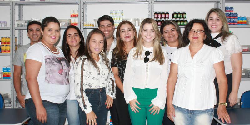 Nova Farmácia Básica do Centro é entregue à população patoense