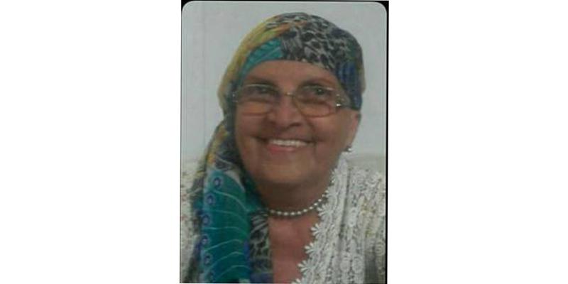 Vereadora Nadir Rodrigues lamenta a morte de Fatica Pereira