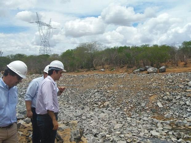 Água da transposição chega à Paraíba até sábado (11), diz ministro