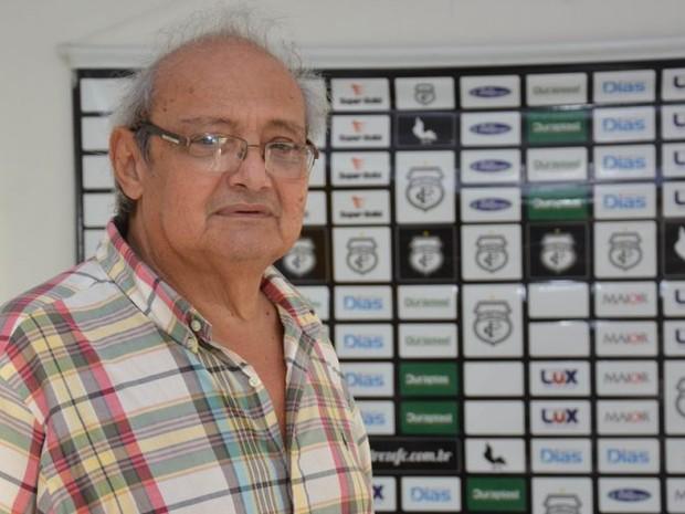 Presidente do Treze morre em Campina Grande vítima de infarto
