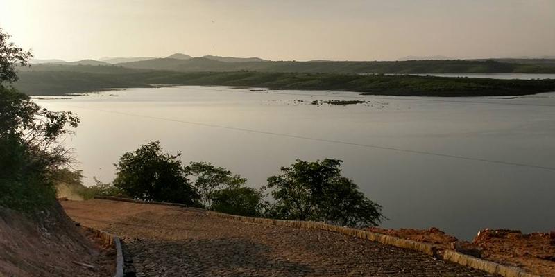 Novos dados: Açude de Coremas já pegou 3,63 metros d'água
