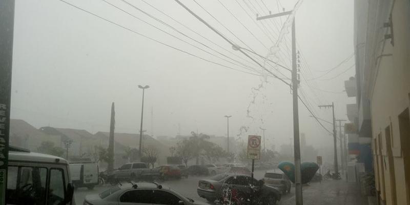 Veja os índices das chuvas de ontem em algumas cidades do Sertão