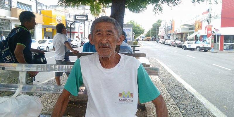 Derréis disse que está feliz por voltar a se apresentar no São João de Patos