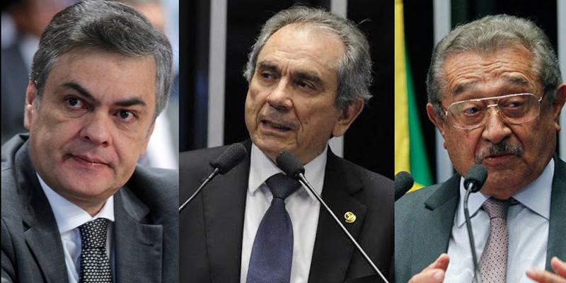Cássio, Lira e Maranhão votam favoráveis à aprovação da Reforma Trabalhista