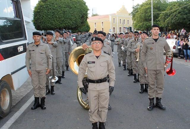 Banda de Música do 3°BPM comemorou 24 anos de fundação
