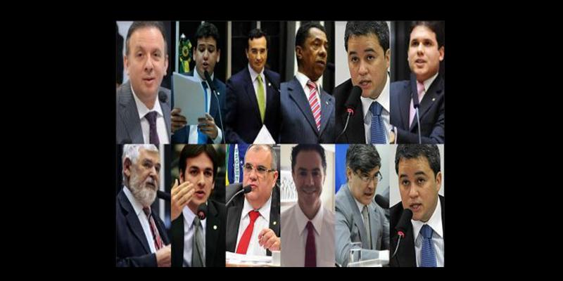 Maioria da bancada da Paraíba votou para salvar Temer de denúncia