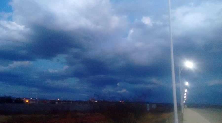Previsão indica chuvas isoladas para o Sertão nos próximos três dias